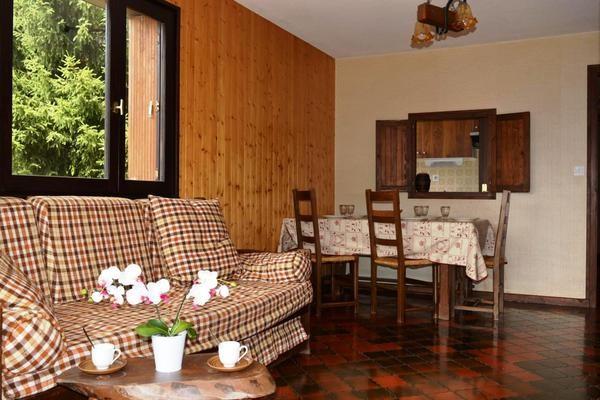 location appartement 3 pièces belvedere le Grand Bornand village