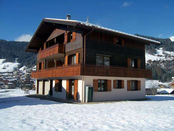 location appartement 3 pieces le charvin le grand bornand