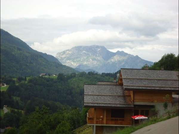 location appartement 3 pieces plein sud a le grand bornand village2