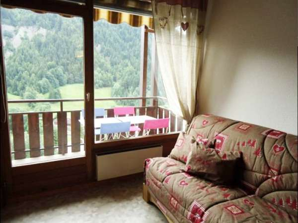 location appartement 3 pieces plein sud a le grand bornand village