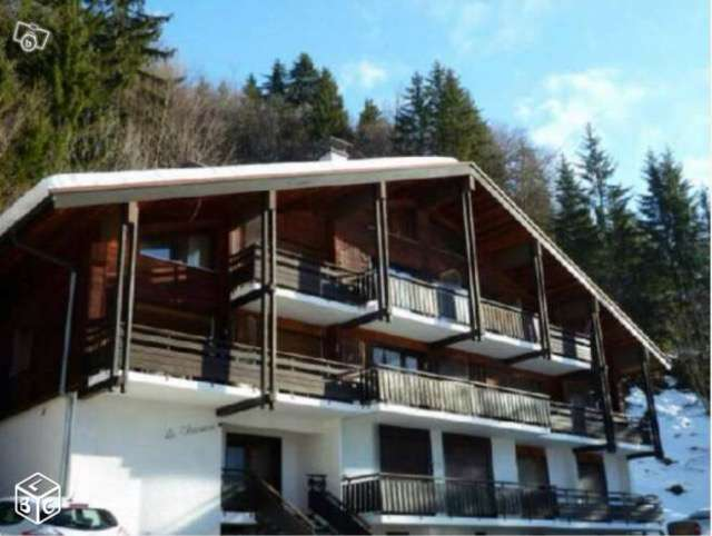 location appartement clairiere studio le grand bornand village