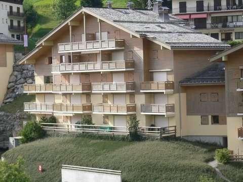 location appartement pistes du soleil 3 pieces le grand bornand chinaillon