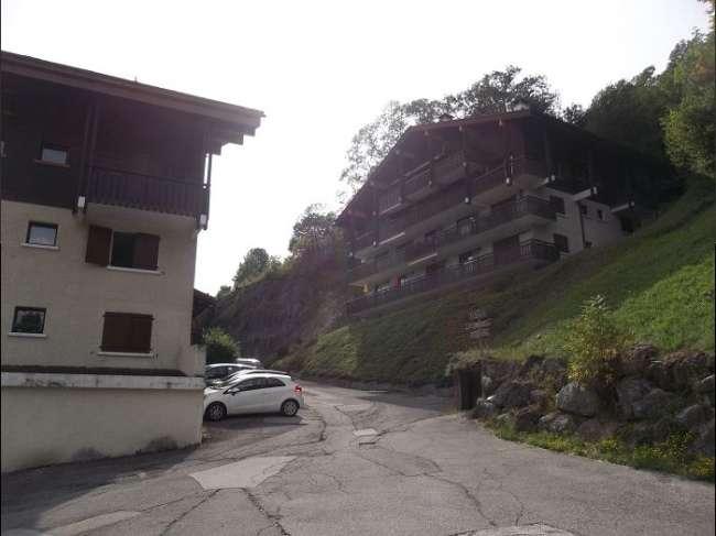 location appartement studio fougere le grand bornand village