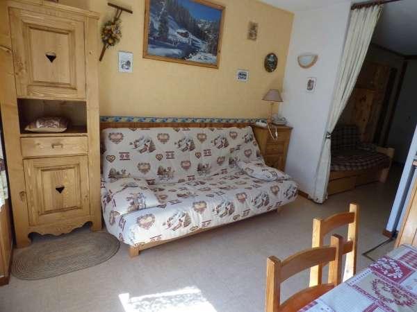 Location appartement studio millepertuis C le grand bornand village