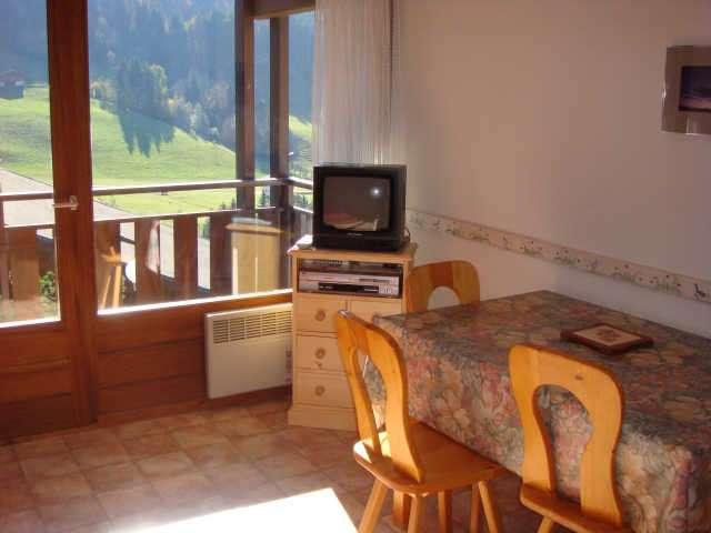 Location montagne ski Grand Bornand Champel A