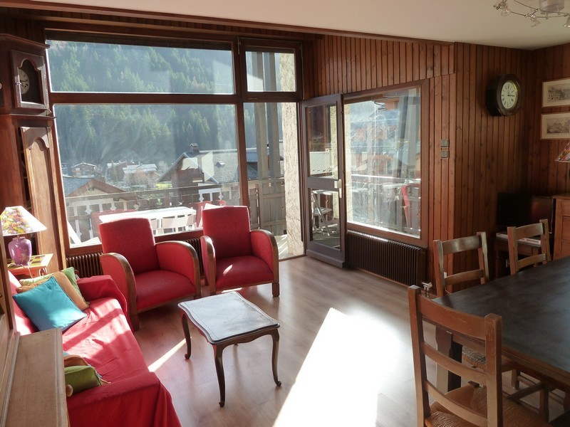 location ski montagne grand-bornand village 3 pieces