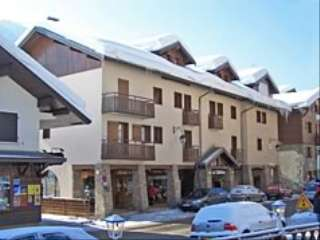 location studio Château le Grand Bornand village